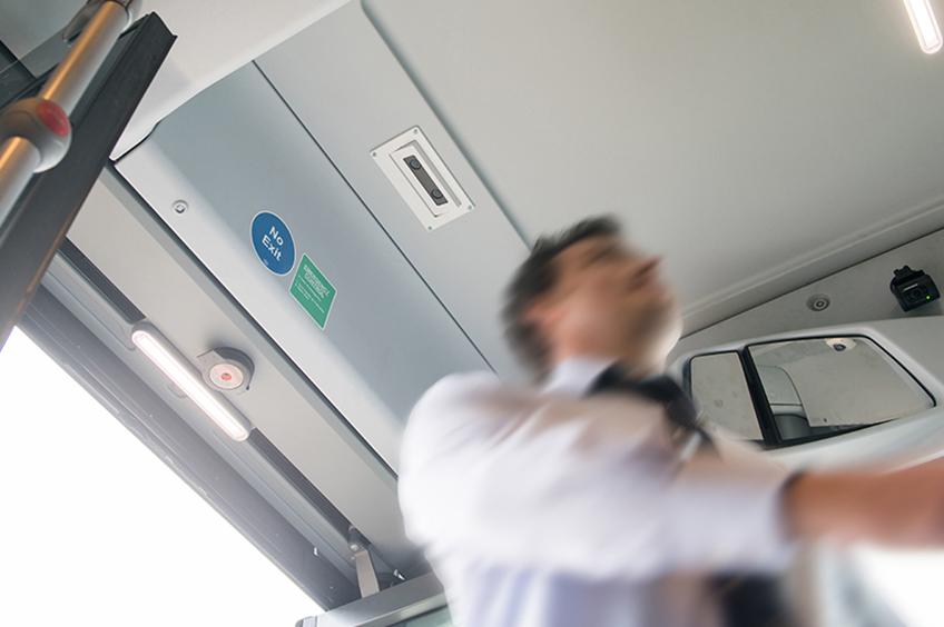 Passenger count