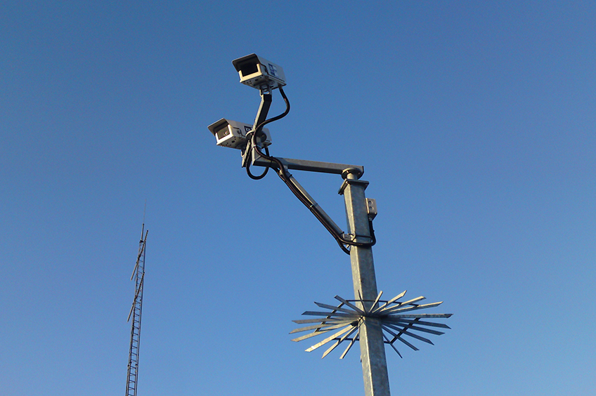 Station information security system
