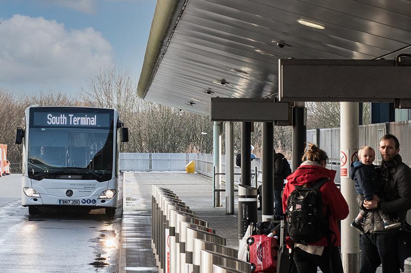 Airport passenger transfers