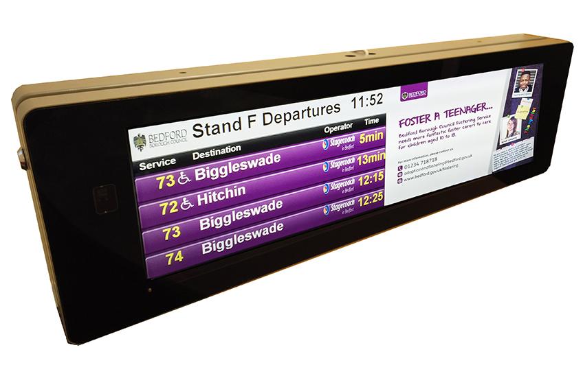 Passenger accessibility